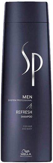 Wella Professionals Haarshampoo »SP Men Refresh«, erfrischende Pflege