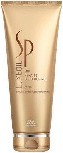 Wella Professionals Haarcreme »SP Luxe Oil Keratin Conditioning Cream«, schwerelos