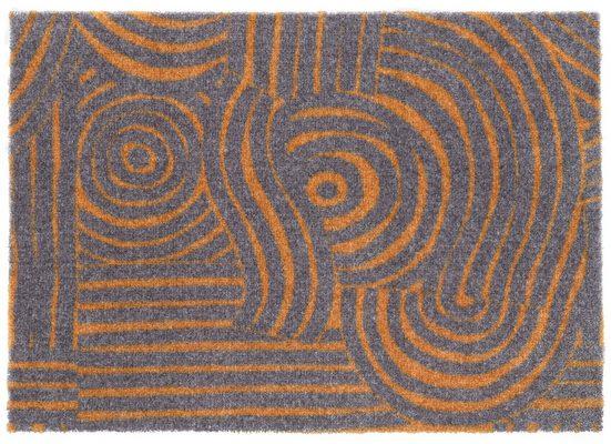Fußmatte »Fantastique«, ELLE Decor, rechteckig, Höhe 7 mm