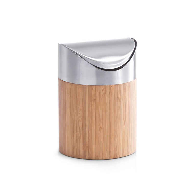 Neuetischkultur Tischrestebehälter »Tischabfalleimer Bambus/Edelstahl«