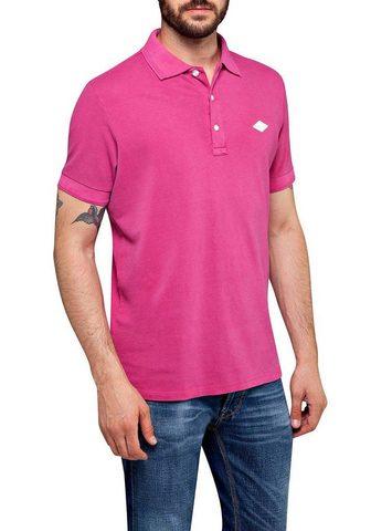 REPLAY Polo marškinėliai