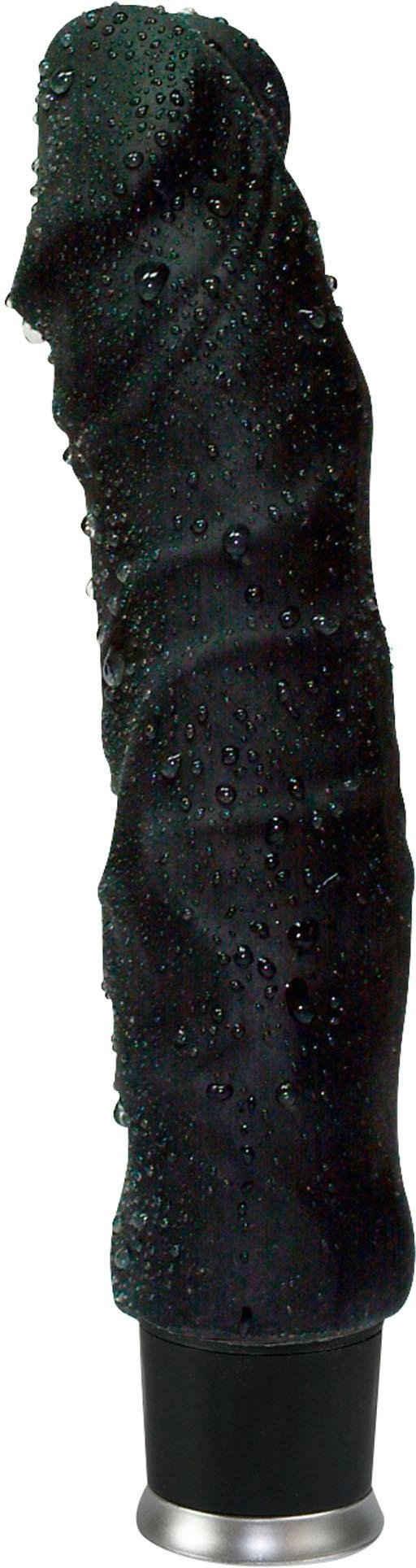 NATURE SKIN XL-Vibrator »NS Big Vibe«, schwarz