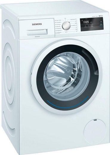 SIEMENS Waschmaschine iQ300 WM14N040, 6 kg, 1400 U/Min