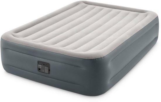 Intex Luftbett »DURA-BEAM® Essential Rest Airbed, QUEEN«, (Set, mit Transporttasche)