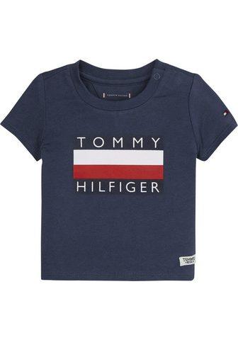 TOMMY HILFIGER Marškinėliai »BABY FLAG TEE«
