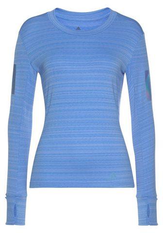 ADIDAS PERFORMANCE Sportiniai marškinėliai »RUNR LONG dėk...