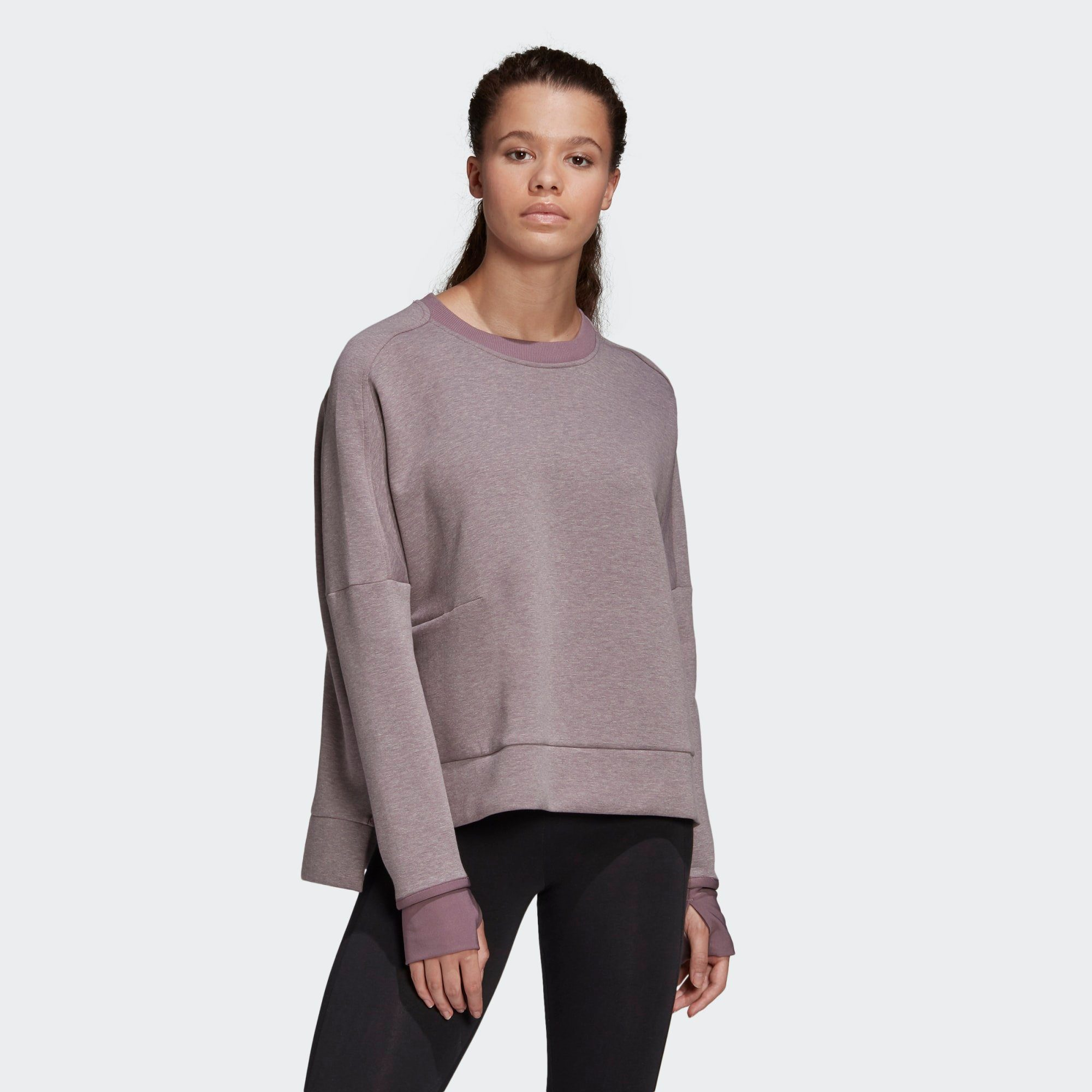 adidas Performance Sweatshirt »Must Haves Versatility Sweatshirt« online kaufen | OTTO