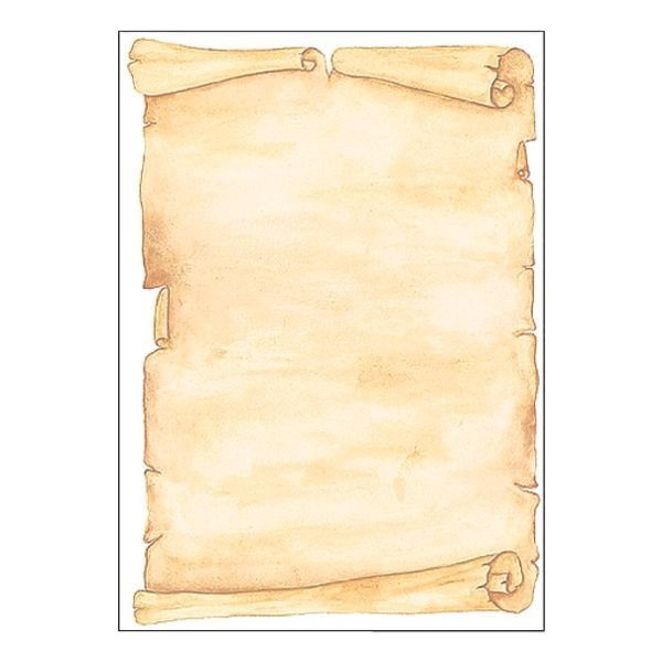 Sigel Motivpapier »Pergament«