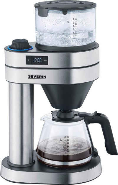 """Severin Filterkaffeemaschine KA 5760 """"Caprice"""", 1l Kaffeekanne, Papierfilter 1x4"""