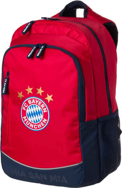FC Bayern Freizeitrucksack »Mia San Mia«