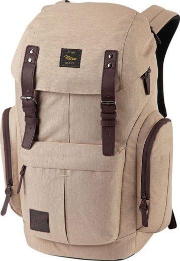 NITRO Freizeitrucksack »Daypacker Almond«