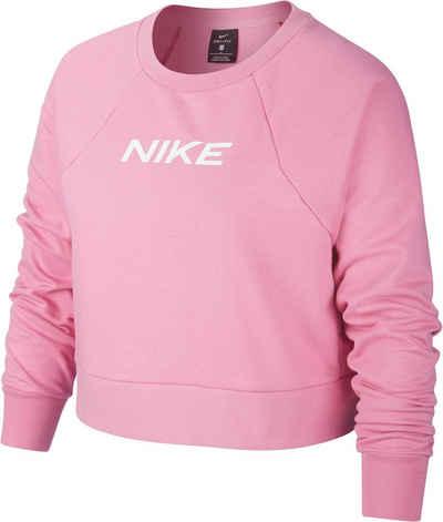 Nike Sweatshirt »Women's Fleece Training Crew (Plus Size)«