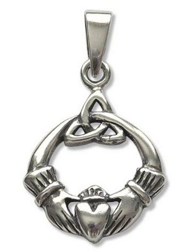 Adelia´s Amulett »Silver Dreams«, Claddagh