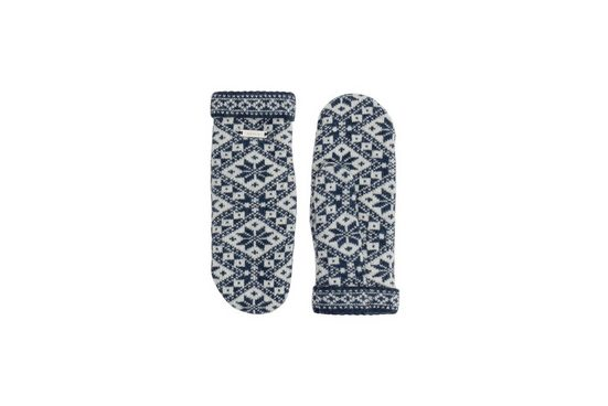Sätila of Sweden Handschuhe mit nordischem Muster