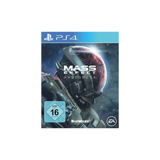 Electronic Arts PS4 Mass Effect: Andromeda