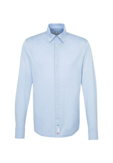 Schlussverkauf Jacques Britt Hemd »Perfect Fit« Perfect Fit Langarm Under-Button-Down-Kragen Uni