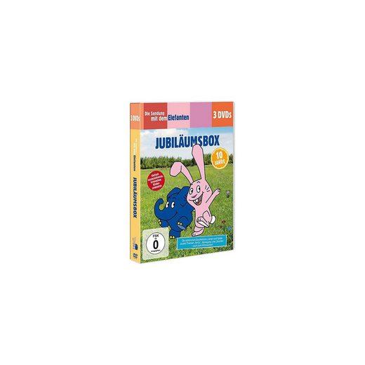 Universum DVD Die Sendung mit dem Elefanten - Jubiläummsbox (3 DVDs)