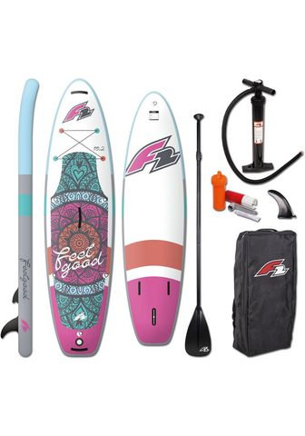 F2 Inflatable SUP-Board »Feelgood Woman«