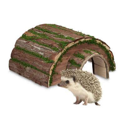 relaxdays Igelhaus »Igelhaus aus Holz«
