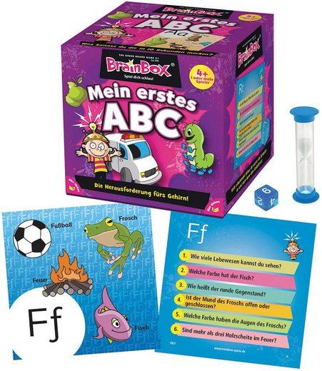 BrainBox Spiel, »Mein erstes ABC«