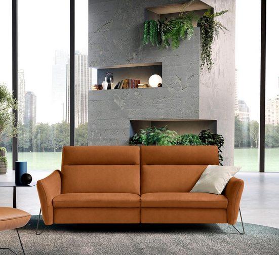 Egoitaliano 2-Sitzer »Gaia«, Inkl. 2 Relaxfunktionen