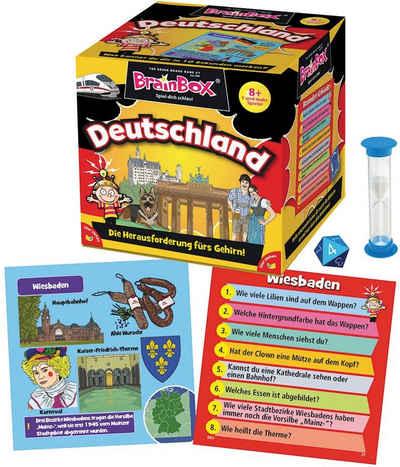 BrainBox Spiel, »Deutschland«