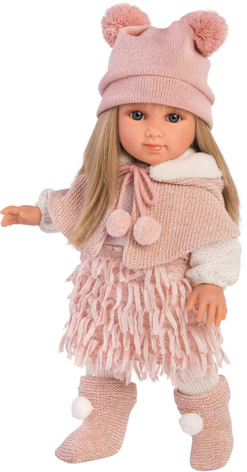 Llorens Babypuppe »Elena blond, 35 cm«, Made in Europe