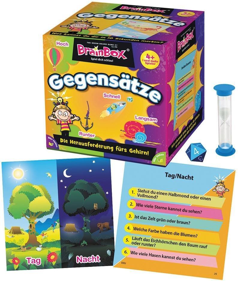 BrainBox Spiel, »Gegensätze«, Ab 4 Jahren online kaufen | OTTO