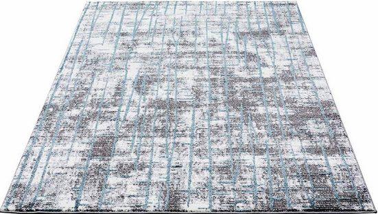 Teppich »Moda 1139«, Carpet City, rechteckig, Höhe 11 mm, Kurzflor