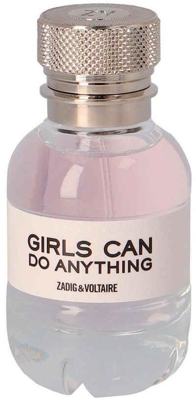 ZADIG & VOLTAIRE Eau de Parfum »Girls Can Do Anything!«