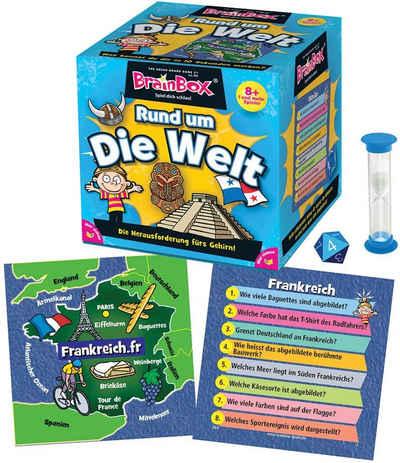 BrainBox Spiel, »Rund um die Welt«