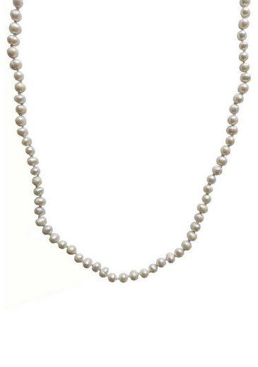 leslii Perlenkette »Charleston Perlen, 220278120«, mit Süßwasserzuchtperlen