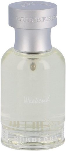 BURBERRY Eau de Toilette »Weekend Men«