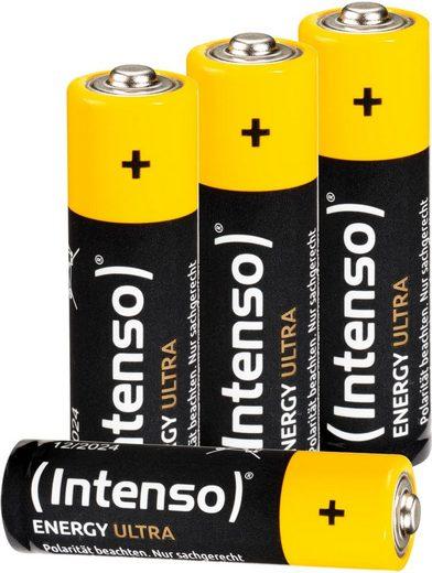 Intenso »Energy Ultra AA LR6« Batterie, (4 St)
