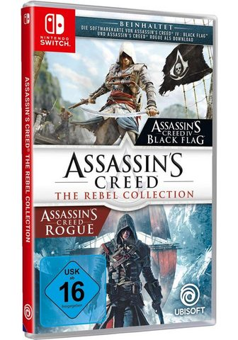 Assassin's Creed The Rebel Collection ...
