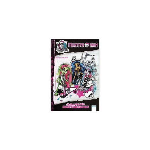 Arena Verlag Monster High: Allerbeste Monsterfreunde
