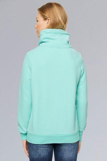 SOCCX Sweater mit Lettering