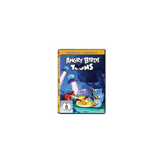 Sony DVD Angry Birds Toons - Season 3.2