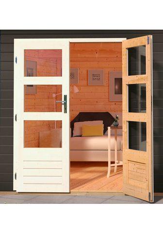 KARIBU Dvigubos durys »Modern Premium« BxT: 1...