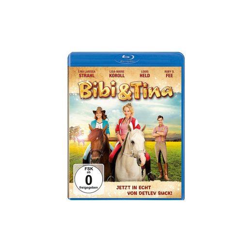 Kiddinx BLU-RAY Bibi & Tina - Kinofilm