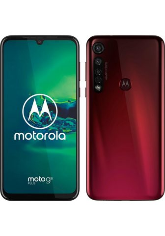 MOTOROLA Moto g8 plus смартфон (16 cm / 63 Zoll...