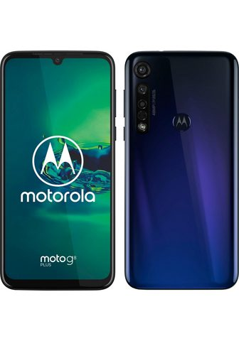 MOTOROLA Moto g8 plus Išmanusis telefonas (16 c...