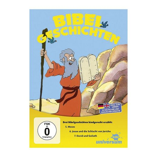 Universum DVD Bibel Geschichten 03