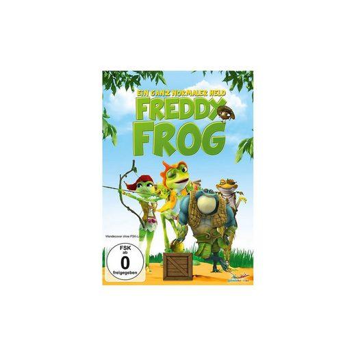 DVD Freddy Frog - Ein ganz normaler Held
