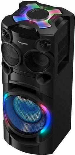 Panasonic SC-TMAX40E-K 2.1 Party-Lautsprecher (Bluetooth, 1200 W)