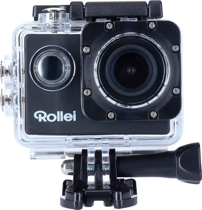Rollei »4S Plus« Action Cam (4K Ultra HD, WLAN (Wi-Fi)