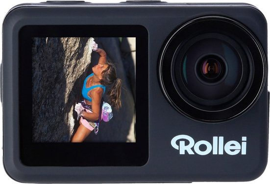 Rollei »8S Plus« Action Cam (4K Ultra HD, WLAN (Wi-Fi)