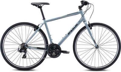 FUJI Bikes Fitnessbike »Absolute 2.1«, 21 Gang Shimano Tourney Schaltwerk, Kettenschaltung