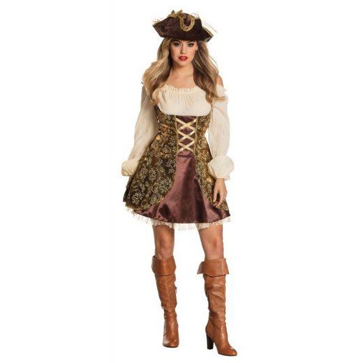 Goldessa Piratin Kostüm Deluxe