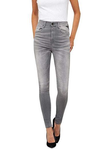 Replay Stretch-Jeans »LEYLA« nachhaltige Hyperflex-Stretch-Qualität